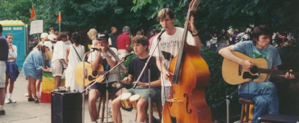 Ann Arbor Art Fair, 1993